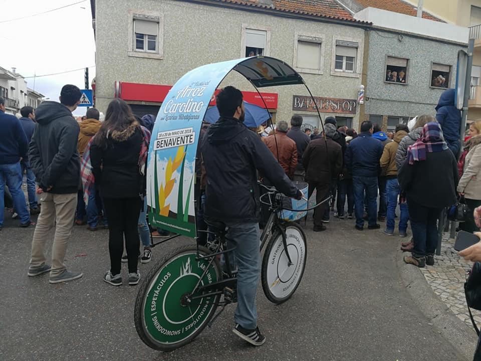 Festival do Arroz Carolino Bicicletas