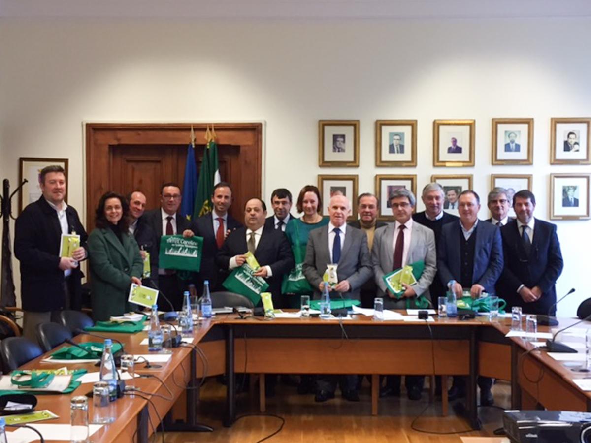 Dr. Joaquim Cabeça, Presidente da AOP convida Comissão de Agricultura