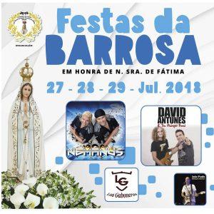 Festas da Barrosa