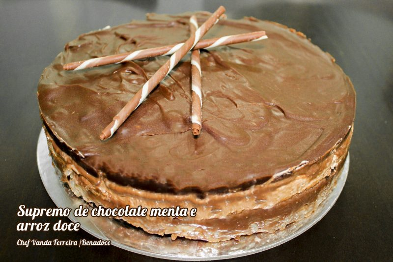 Supremo de Chocolate com Menta