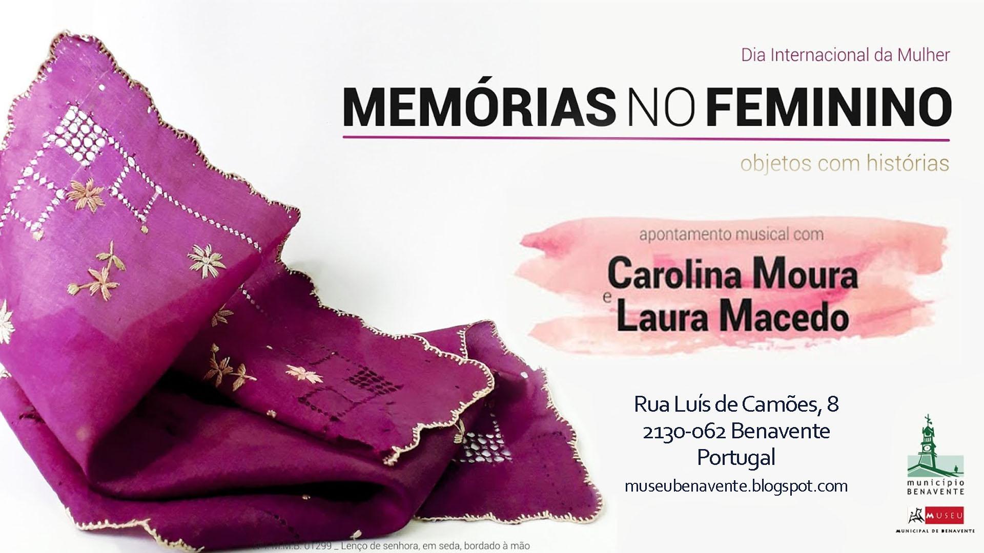 Dia Internacional Da Mulher Memorias No Feminino Festival Do