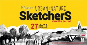 Urban Sketchers Benavente