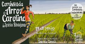 Caminhada Arroz Carolino