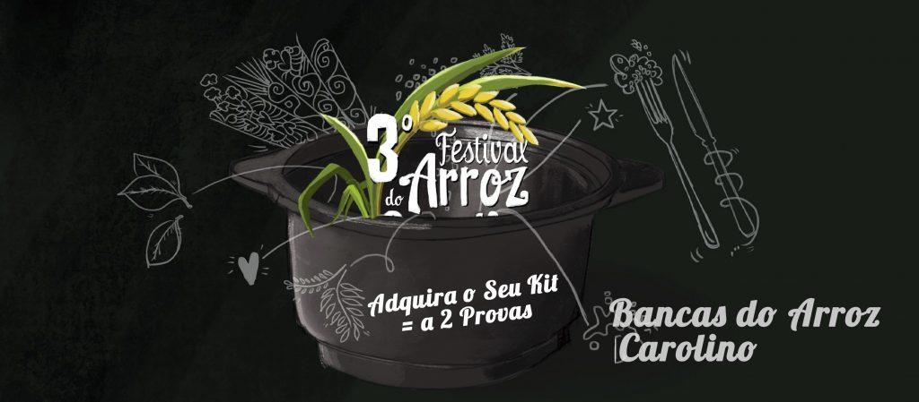 Bancas Arroz Carolino