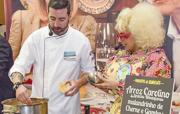 Showcooking Festival Arroz Carolino