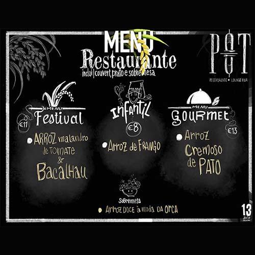 Restaurante O Pot